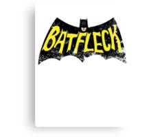 Batfleck Canvas Print