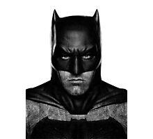 Batman by Ben Affleck Photographic Print
