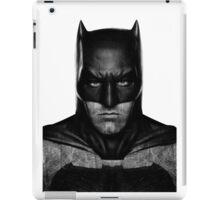 Batman by Ben Affleck iPad Case/Skin
