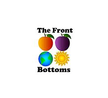The Front Bottoms Peach Phone Case by Crota