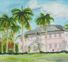 Cornell Museum Delray Beach by donnawalsh
