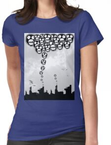 Mighty Boosh - Boosh Face Factory Womens Fitted T-Shirt