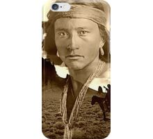 The Spirit Remains iPhone Case/Skin