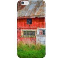 Flower Shed iPhone Case/Skin
