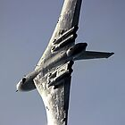 96 Tons Of Pure Magic - Vulcan To The Sky - Farnborough 2014 by Colin  Williams Photography