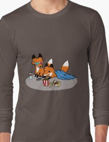 Enjoying the movie? Long Sleeve T-Shirt