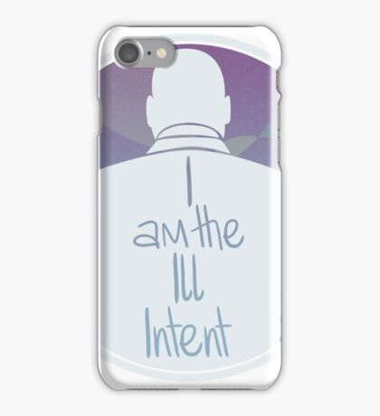 Ill Intent iPhone Case/Skin