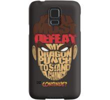 Ryu Wins Samsung Galaxy Case/Skin
