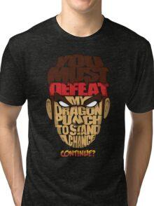 Ryu Wins Tri-blend T-Shirt