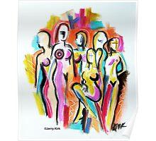 'Goddesses' Poster