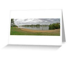 Mannum South Australia Greeting Card