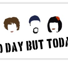 Rent Musical- No Day But Today Sticker