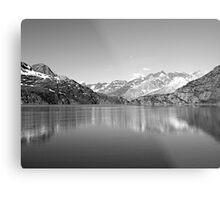Magnificent Glaciers Metal Print