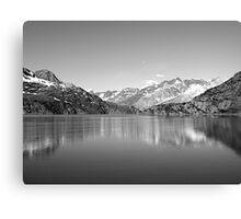 Magnificent Glaciers Canvas Print