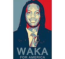 Waka Flocka For America ! Photographic Print