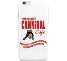 Cannibal Cafe iPhone Case/Skin