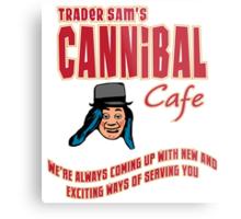 Cannibal Cafe Metal Print