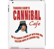 Cannibal Cafe iPad Case/Skin