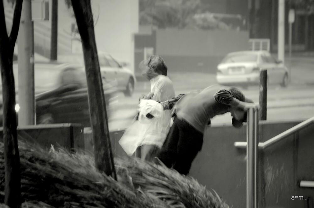 ~Like a Hurricane~ by a~m .