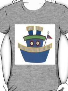 Kids Tugboat T-Shirt