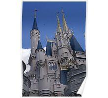 Castle Magic Poster