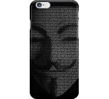Anarchy iPhone Case/Skin