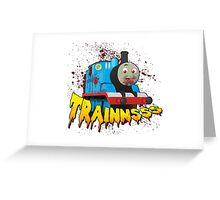 TRAINNSSS Greeting Card