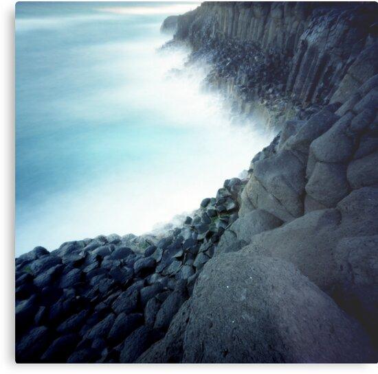 Fingal Cliffs by Sue Hammond