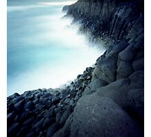 Fingal Cliffs Photographic Print