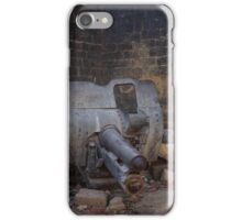 Ancient Indian canon  iPhone Case/Skin