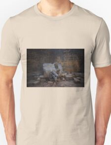 Ancient Indian canon  Unisex T-Shirt