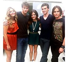 PLL cast Photographic Print
