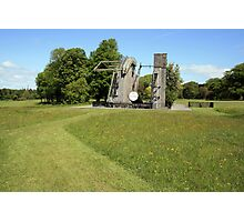 Great Telescope at Birr Castle Photographic Print