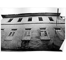 zanzibar dwelling Poster