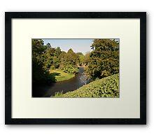Birr Castle Grounds Framed Print