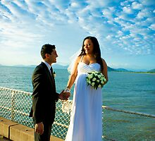 A beautiful day for a wedding by Kimberley Barton