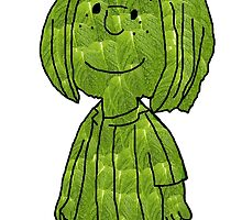 Peppermint Leaf Patty! by DolceandBanana
