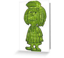 Peppermint Leaf Patty! Greeting Card