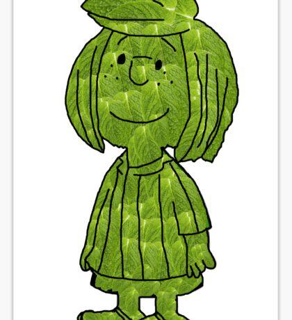 Peppermint Leaf Patty! Sticker