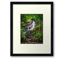 Mackintosh Falls Framed Print