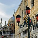 Charms of Venice by Harry Oldmeadow
