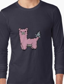 Alpacamon - Slowbro Long Sleeve T-Shirt