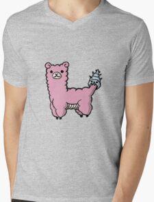 Alpacamon - Slowbro Mens V-Neck T-Shirt