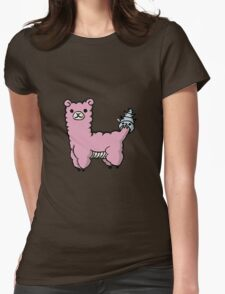 Alpacamon - Slowbro Womens Fitted T-Shirt