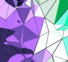 Crystal Liquorice (Rising Amethyst version) Sticker