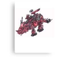 Redhorn the Terrible Canvas Print