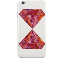 Million-Carat Ruby iPhone Case/Skin
