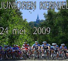 Affiche juniorenkoers Kerniel Belgie by alaskaman53