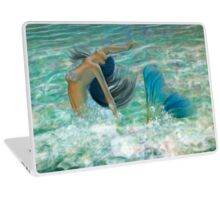 Mermaid Laptop Skin