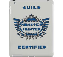 Guild Certified iPad Case/Skin